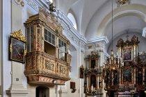 W kościele w Tworkowie