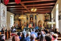 W kościele w Tymawie