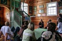 W meczecie w Bohonikach