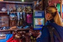 W Muzeum Hanzy w Lubece