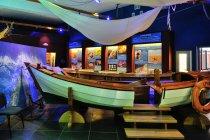 W muzeum morskim w Jaworzu