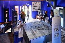 W muzeum wojny 30-letniej w Wittstock