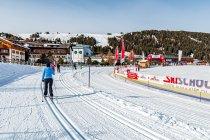 W narciarskim centrum w Południowym Tyrolu