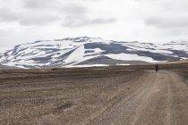 W stronę Landmannalaugar