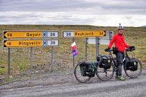 W stronę Reykjaviku