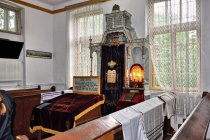 W synagodze w Sygecie