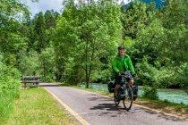 W Val di Sole nad rzeką Noce