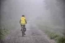 We mgle w kierunku kopalni Stanisław