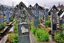 Wesoły Cmentarz w Sapancy