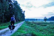 Wieczór na rowerze w Łódzkiem