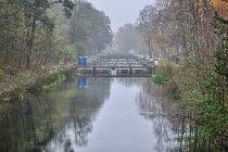 Wielki Kanał Brdy w Mylofie