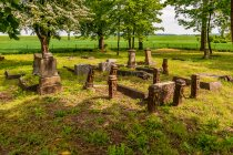 Wielkie Zajączkowo - cmentarz mennonicki