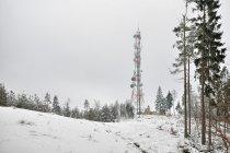 Wieża telekomunikacyjna na Szwedzkiej Górze