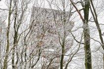 Wieża widokowa na Wieżycy