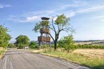 Wieża za Velehradem