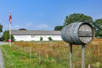 Winnica w Pedersker