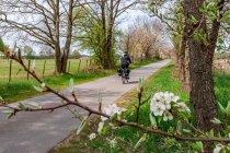 Wiosna na rowerowych trasach Brandenburgii