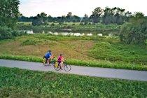 Wiślana Trasa Rowerowa w Małopolsce