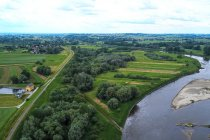 Wiślany krajobraz Małopolski