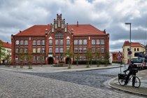 Wittenberge - ratusz