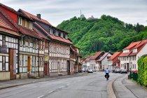 Wjazd do Bad Lauterberg