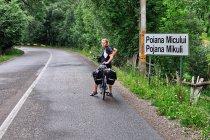 Wjazd do polskiej Pojany Mikuli