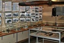 Wnętrza Muzeum Obrony Wybrzeża