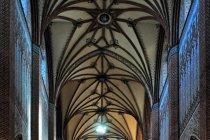 Wnętrze bazylika katedralnej