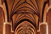 Wnętrze Bazyliki Ścięcia Jana Chrzciciela