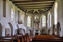 Wnętrze kaplicy w Himmelpfort