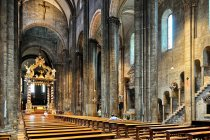 Wnętrze katedry San Vigilio w Trydencie