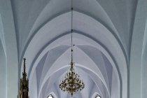 Wnętrze kościoła w Kaczyce