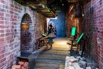Wnętrze Muzeum Hanzy