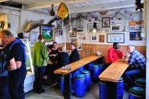 Wnętrze restauracji Sea Baron