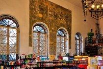 Wnętrze sklepu - synagoga w Inowłodzu