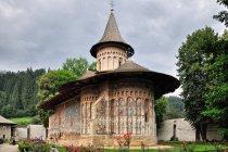 Woroniec - malowana cerkiew z listy UNESCO