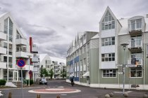 Współczesna architektura mieszkaniowa Reykjaviku