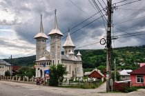 Współczesna cerkiew w Borszy