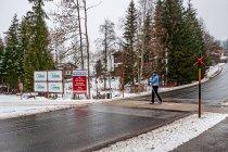 Wygodne przejścia dla narciarzy w Ramsau