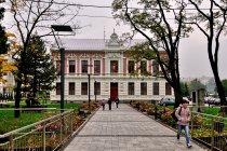 Wyremontowana Stara Szkoła w Ustroniu