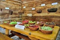 Wystawa nasion i owoców w Bolestraszycach