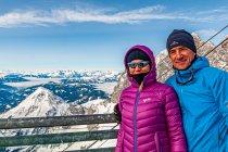 Z Fjordem Nansenem i Yeti na Dachsteinie