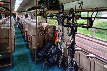 Z rowerem w pociągu PKP z Gdańska do Berlina