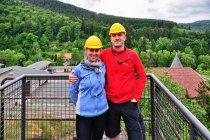 Z widokiem na Rammelsberg