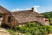 Zabytkowa wieś Riana
