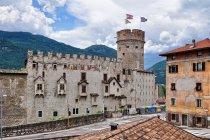 Zamek Buonconsiglio i Orla Wieża - Trydent