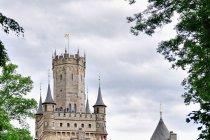 Zamek Marienburg w Hanowerze