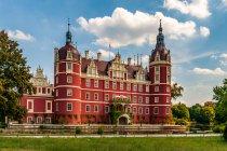Zamek w Bad Muskau