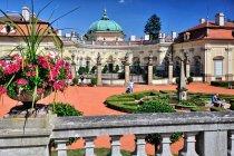Zamek w Buchlovicach