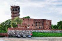 Zamek w Świeciu